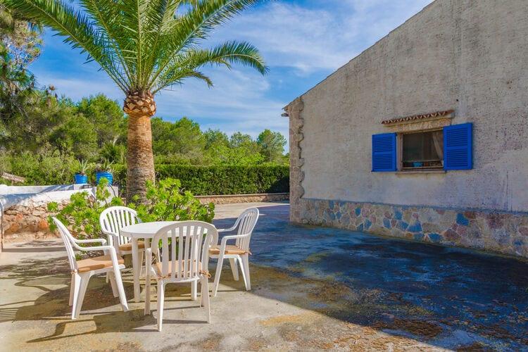Villa Spanje, Mallorca, Sa Ràpita, Illes Balears Villa ES-00019-98