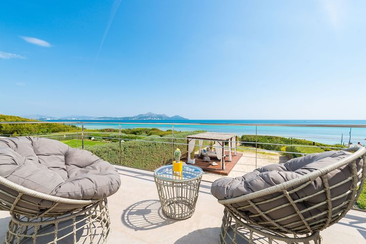 Vakantiehuizen Platges-De-Muro-Illes-Balears te huur Platges-De-Muro,-Illes-Balears- ES-00019-99   met wifi te huur