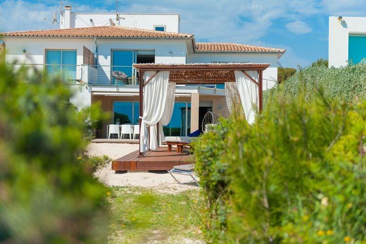Vakantiehuizen Spanje | Mallorca | Chalet te huur in Platges-De-Muro-Illes-Balears   met wifi 6 personen