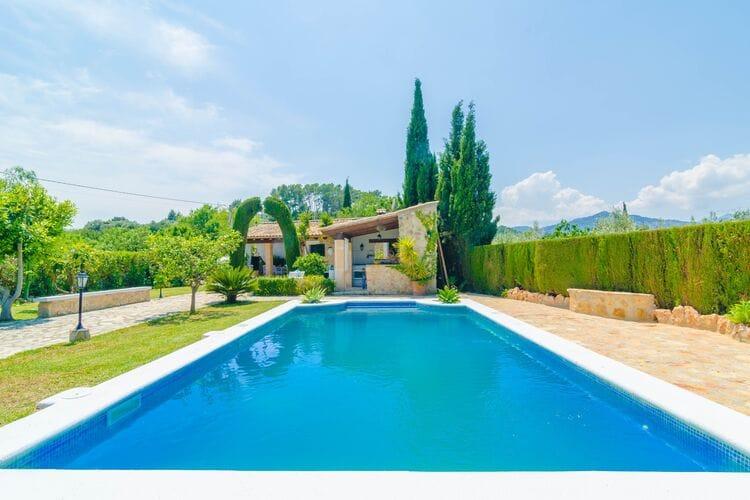 Vakantiehuizen Caimari-Illes-Balears te huur Caimari,-Illes-Balears- ES-00020-02 met zwembad   te huur