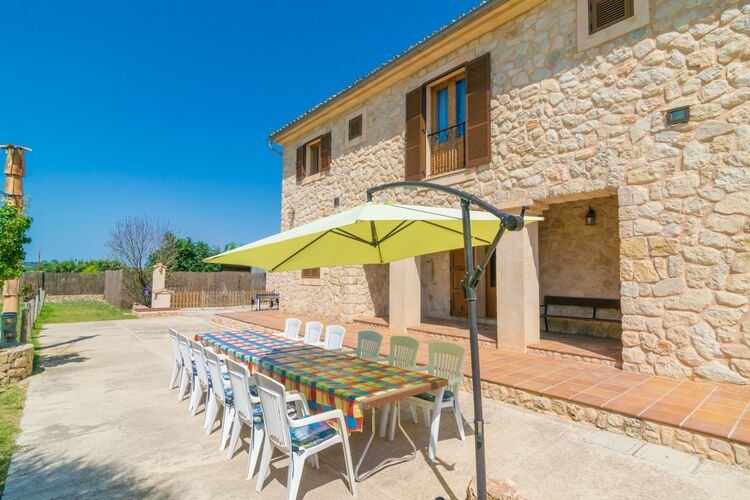 Villa Spanje, Mallorca, MontuÏri, Illes Balears Villa ES-00020-04