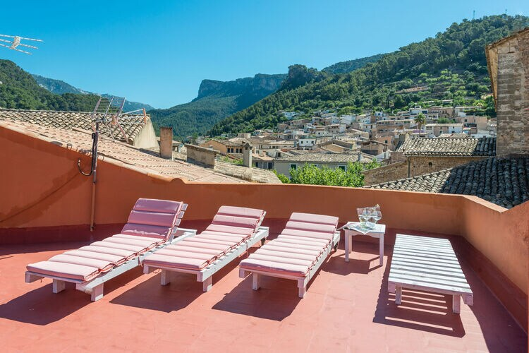 Vakantiehuizen Spanje | Mallorca | Chalet te huur in Bunyola-Illes-Balears    4 personen