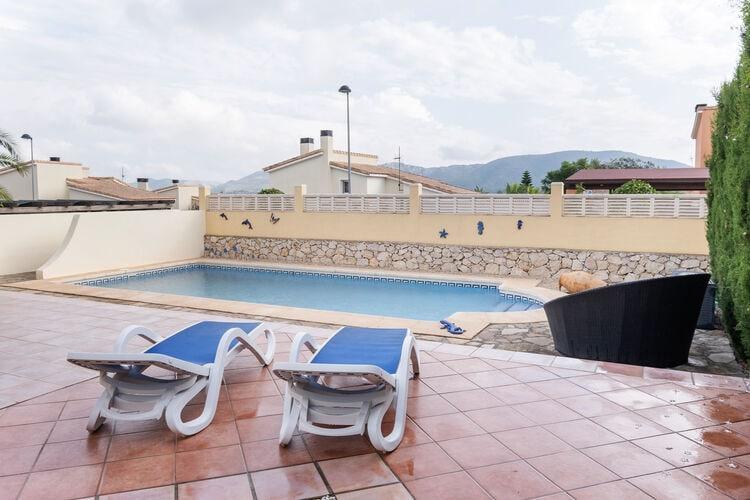 Villa Spanje, Costa Blanca, Gata de Gorgos Villa ES-03740-03
