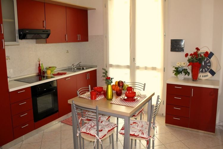 Appartement Italië, Emilia-romagna, Lido delle Nazioni Appartement IT-44022-28