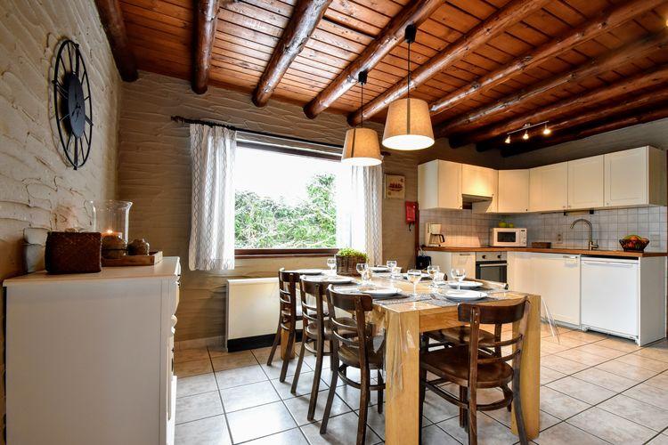 vakantiehuis België, Luik, Mont-Malmédy vakantiehuis BE-4960-215