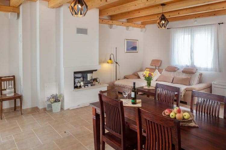 vakantiehuis Kroatië, Dalmatie, Makarska vakantiehuis HR-21300-04