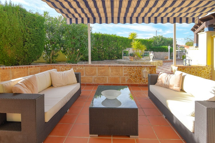 vakantiehuis Spanje, Costa Blanca, Pedreguer vakantiehuis ES-00031-05