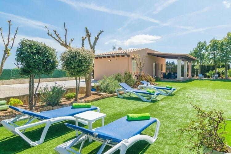 Vakantiehuizen Muro-Illes-Balears te huur Muro,-Illes-Balears- ES-00031-07 met zwembad  met wifi te huur