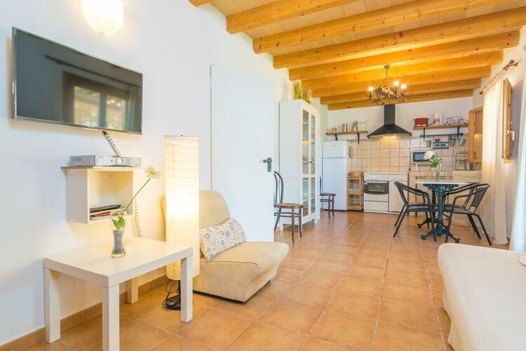 Vakantiehuizen Spanje | Mallorca | Villa te huur in Muro-Illes-Balears met zwembad  met wifi 2 personen