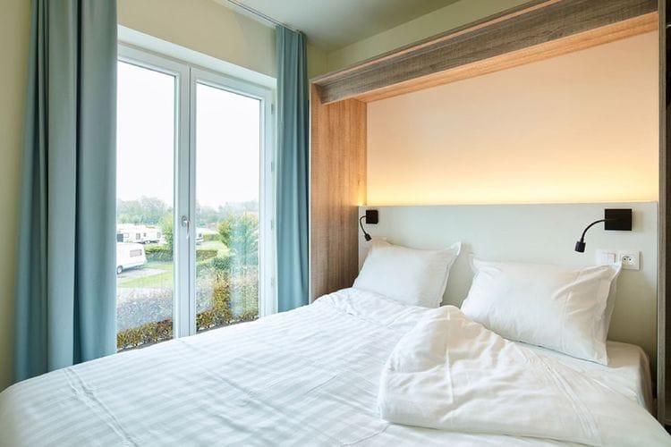 Vakantiehuizen Belgie | West-Vlaanderen | Appartement te huur in Nieuwpoort   met wifi 5 personen