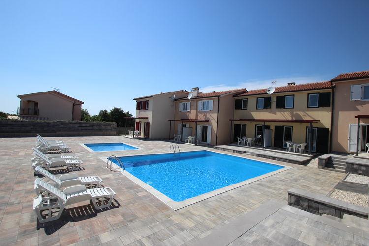 Appartement met zwembad met wifi  IstrieJana B4-3