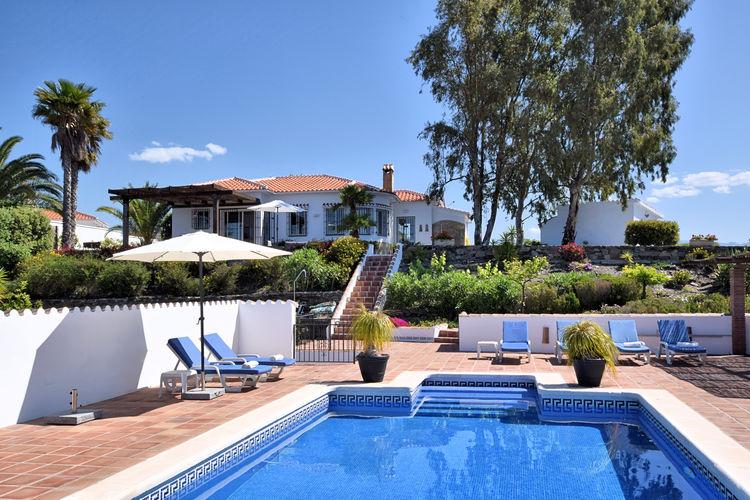 Villa Spanje, Costa del Sol, Sayalonga Villa ES-29752-11