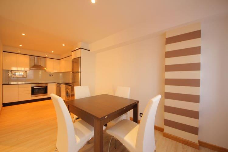 Appartementen Spanje | Het-Groene-Spanje | Appartement te huur in Sansenxo   met wifi 8 personen