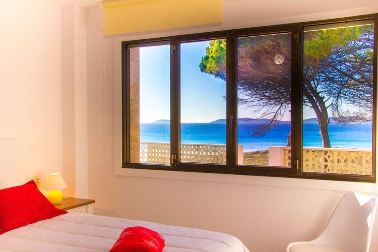 Appartement  met wifi  Sansenxo  Montalvo Playa 6b