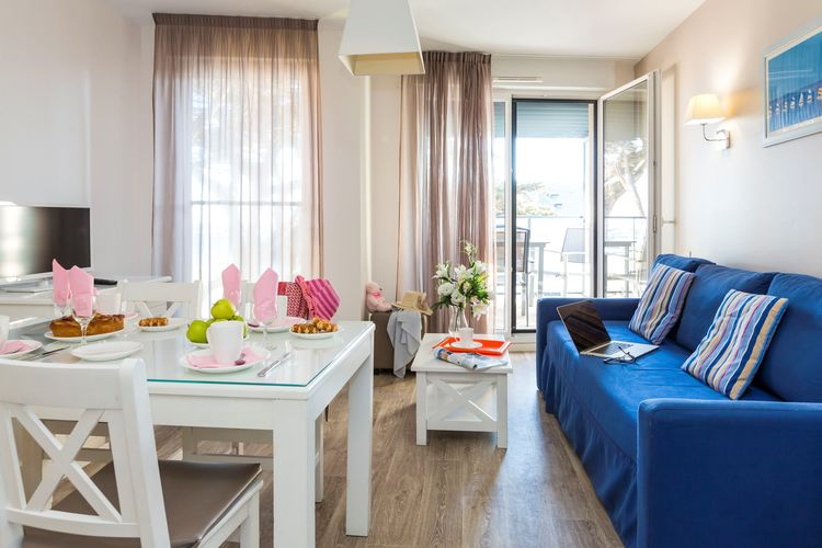 Appartement Frankrijk, Pays de la loire, PORNICHET Appartement FR-44380-12