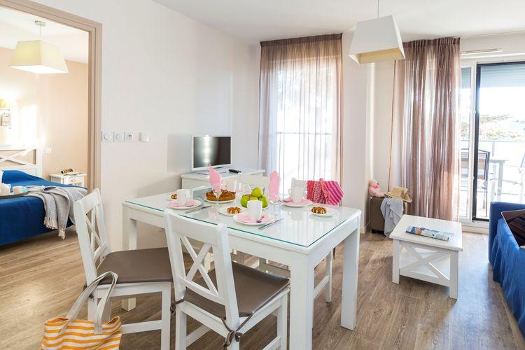 Appartement Frankrijk, Pays de la loire, PORNICHET Appartement FR-44380-15