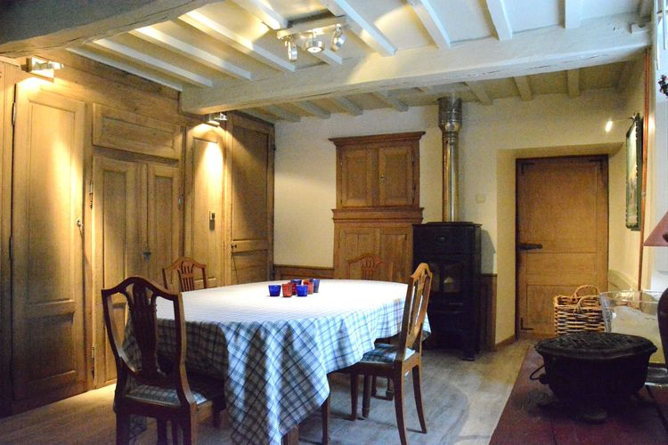 vakantiehuis België, Namen, Bièvre vakantiehuis BE-5555-54