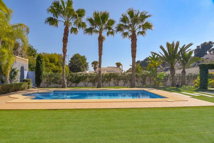 Villa Spanje, Costa Blanca, Fustera Villa ES-03720-49