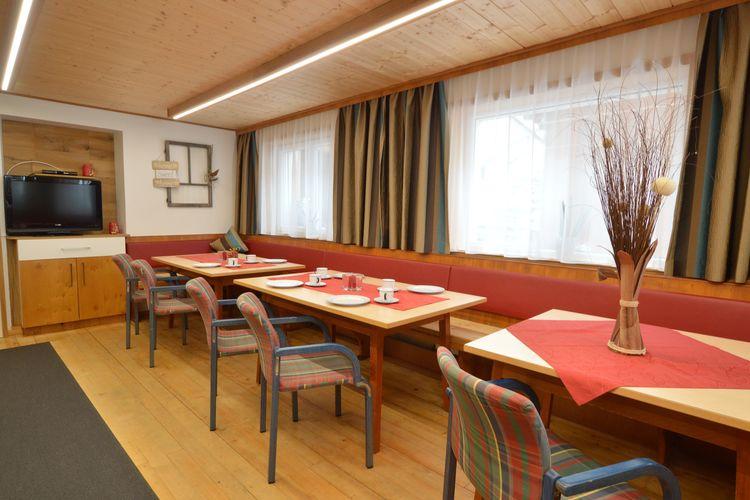 vakantiehuis Oostenrijk, Vorarlberg, Klösterle vakantiehuis AT-6754-09
