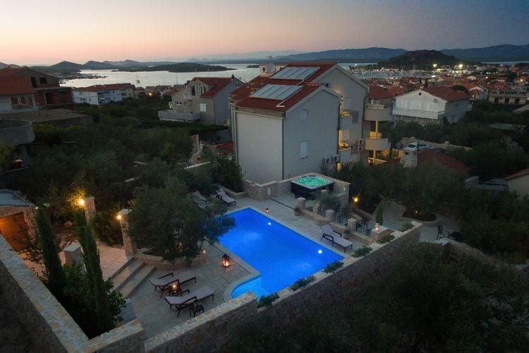 Appartement Kroatië, eld, Murter Appartement HR-00016-40