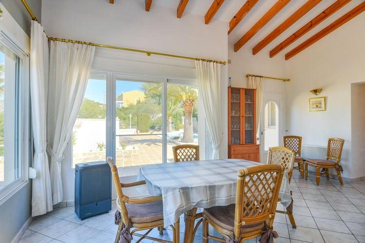 Villa Spanje, Costa Blanca, Calpe Villa ES-03710-57