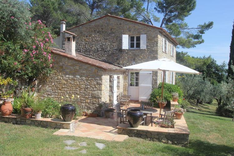 vakantiehuis Frankrijk, Provence-alpes cote d azur, Tourrettes de Fayence vakantiehuis FR-83440-101