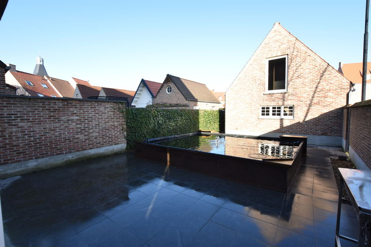 vakantiehuis België, West Vlaanderen, Knokke-Heist vakantiehuis BE-8301-08