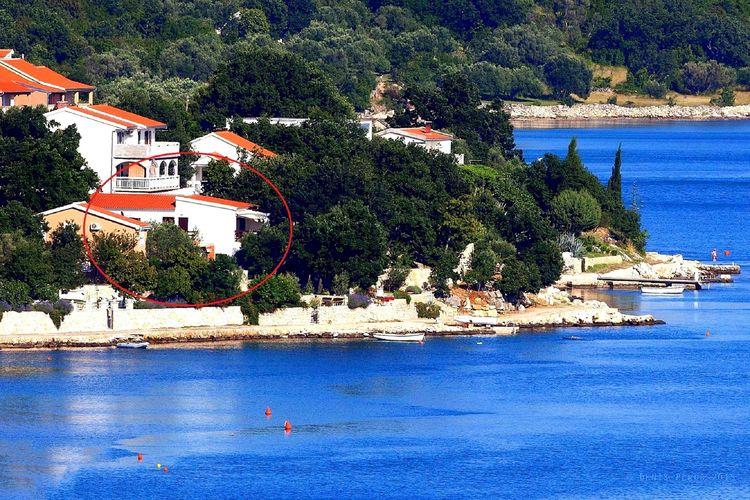 Appartement Kroatië, Dalmatie, Maslenica Appartement HR-00016-51