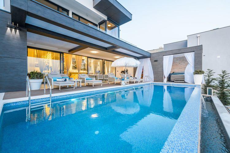 Villa Kroatië, Kvarner, Crikvenica Villa HR-00016-53