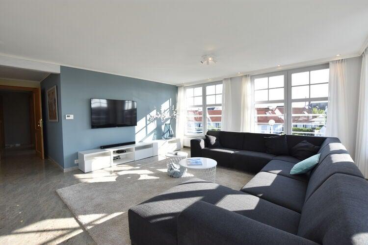 Appartement België, West Vlaanderen, De Haan Appartement BE-8420-73