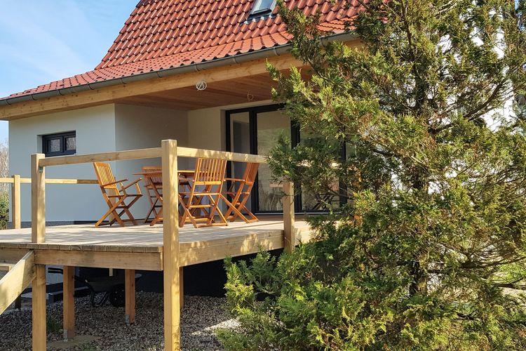 Holiday home Mecklenburg-Cispomerania