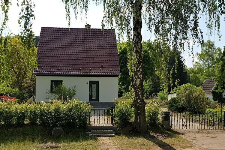 vakantiehuis Duitsland, Mecklenburg-Vorpommeren, Großzerlang vakantiehuis DE-16831-10