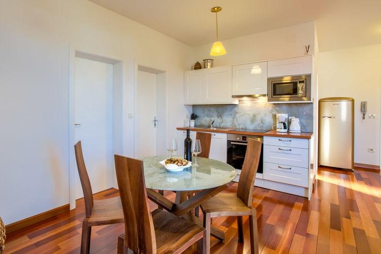 Appartement Kroatië, eld, Murter Appartement HR-00016-55