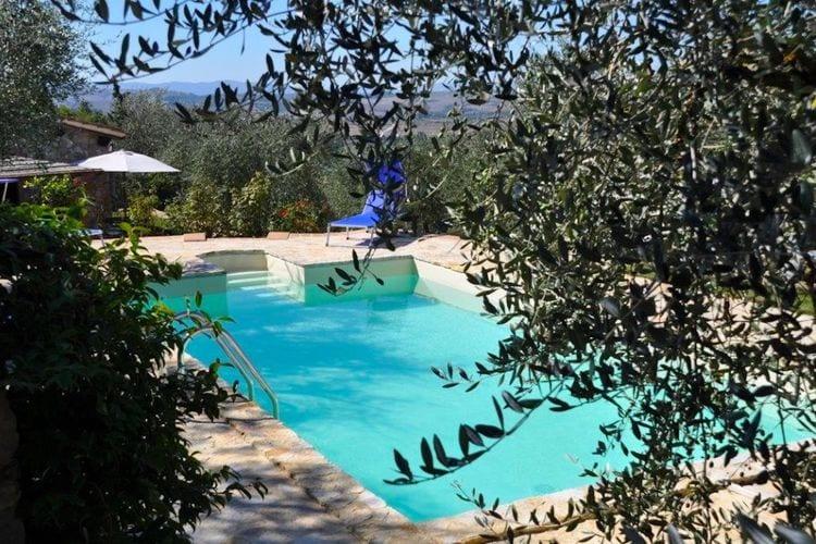 vakantiehuis Italië, Toscana, Rapolano Terme vakantiehuis IT-53040-102