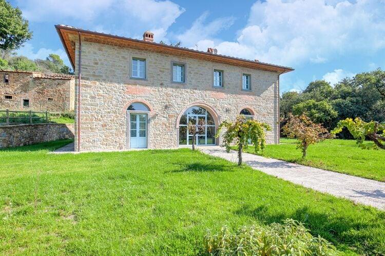 Vakantiehuizen Italie | Toscana | Villa te huur in Castiglion-Fiorentino met zwembad  met wifi 10 personen