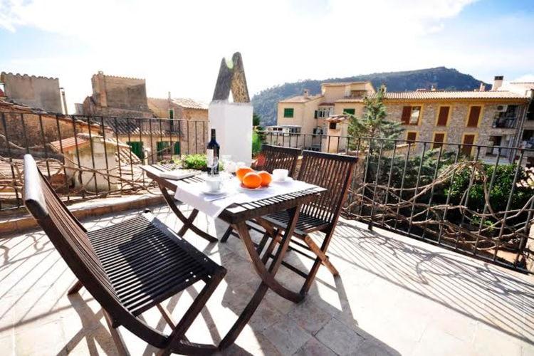 Vakantiehuizen Spanje | Mallorca | Vakantiehuis te huur in Serra-de-Tramuntana-Valldemossa met zwembad  met wifi 12 personen