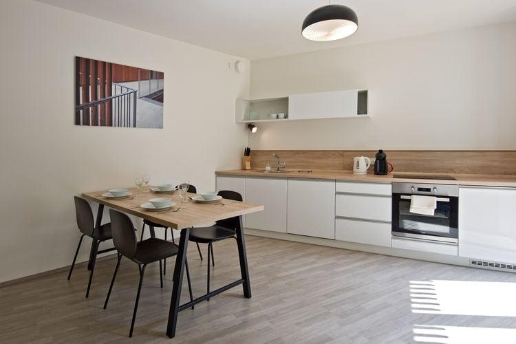 Appartement Tsjechië, Praag/omgeving, Staré Splavy Appartement CZ-47163-02