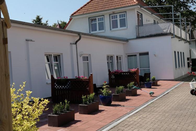 Appartement    Nienhagen  Vakantiehuis / 4 slaapkamers / dakterras / 3 badkamers / zee