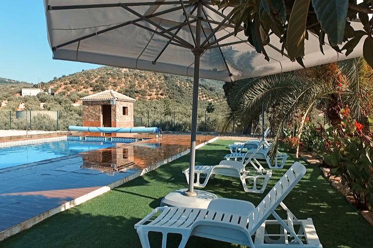 Vakantiehuizen CARCABUEY te huur Carcabuey- ES-14810-06 met zwembad  met wifi te huur