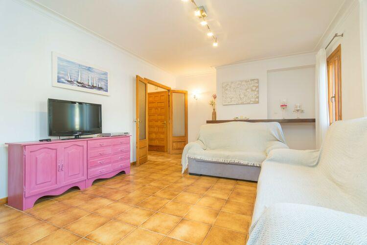 vakantiehuis Spanje, Mallorca, Can Picafort, Illes Balears vakantiehuis ES-00031-41