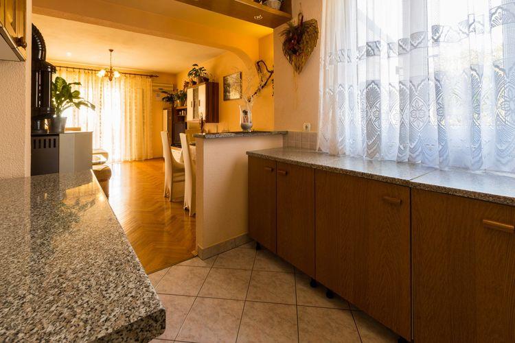 Appartement Kroatië, Kvarner, Crikvenica Appartement HR-00016-60