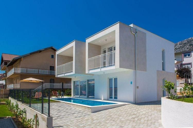 Villa Kroatië, Dalmatie, Kaštel Gomilica Villa HR-21213-01