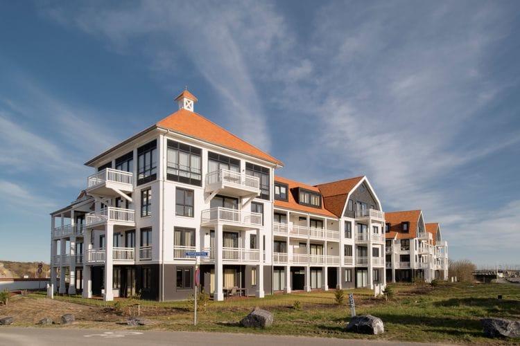Appartement  met wifi  ZeelandPenthouse Duinhof