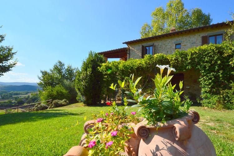 Woning Italie | Umbrie | Vakantiehuis te huur in Marsciano met zwembad  met wifi 6 personen
