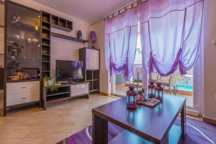 Appartement Kroatië, Kvarner, Crikvenica Appartement HR-00016-66