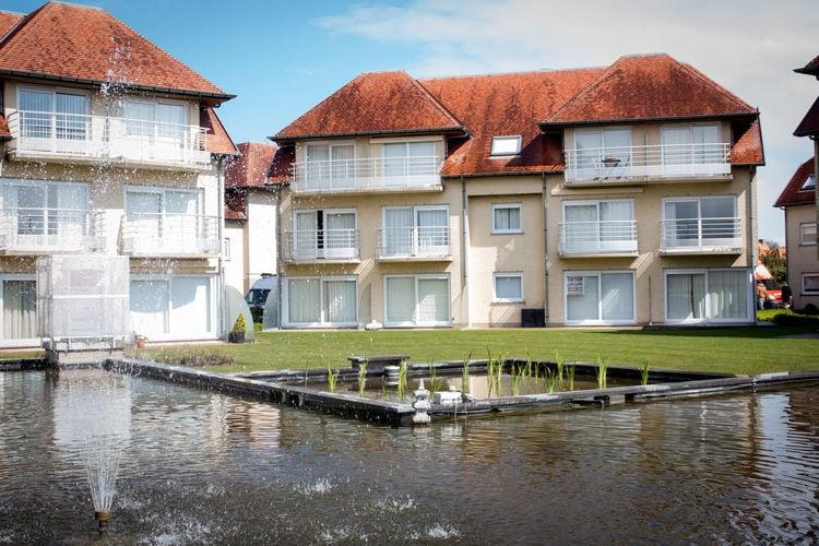 Appartement België, West Vlaanderen, De Haan Appartement BE-8420-74