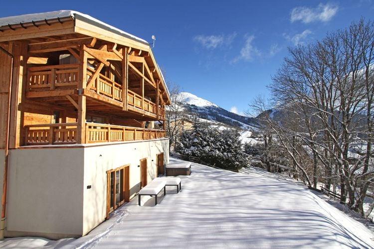 Frankrijk | Rhone-alpes | Chalet te huur in Alpe-dHuez   met wifi 10 personen