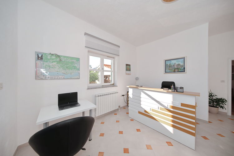 Villa Kroatië, Dalmatie, Starigrad Paklenica Villa HR-23244-37