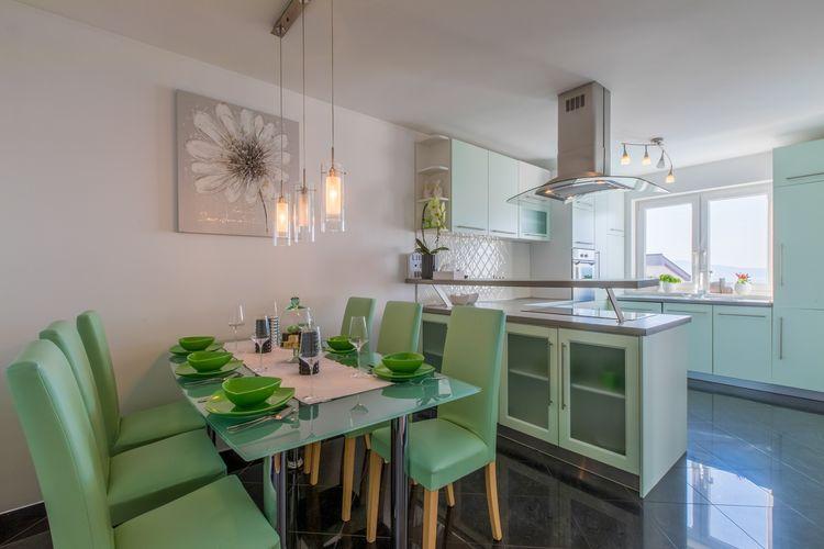 Appartement Kroatië, Kvarner, Crikvenica Appartement HR-00016-70