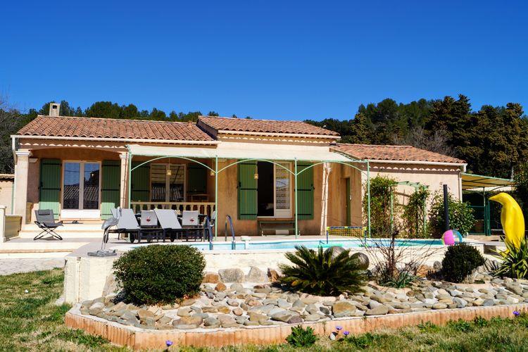 Villa met zwembad met wifi  Pignans  Pinguin